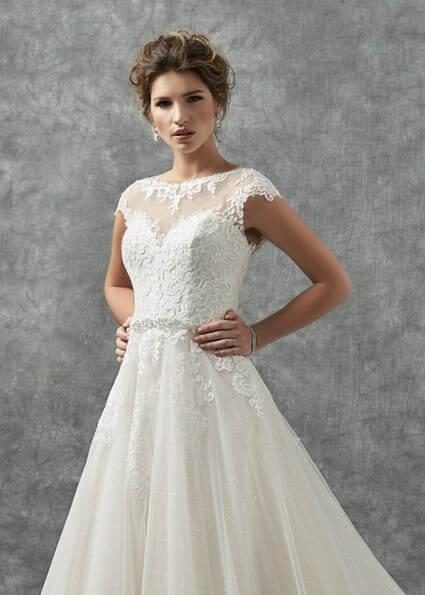 Elegant Opulence Wedding Dresses : Serena Bridal