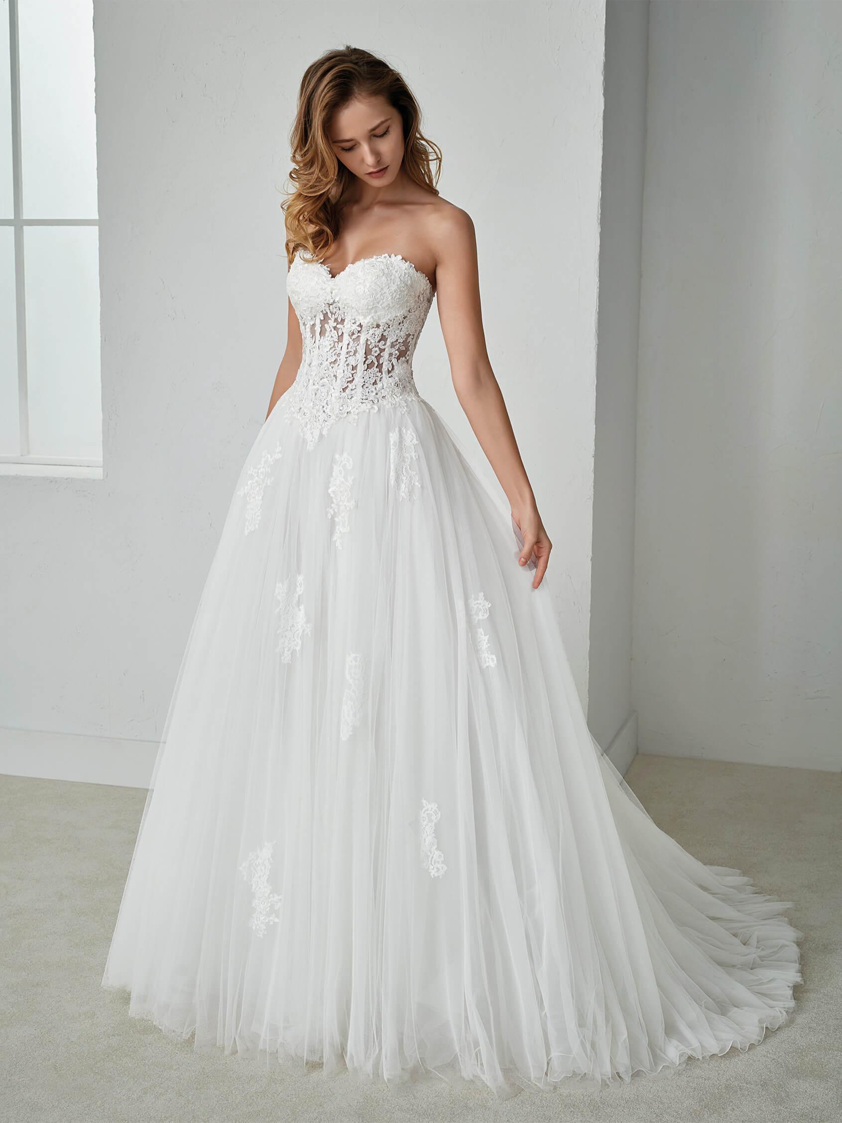 Elegant Wedding Dresses Sale : Serena Bridal