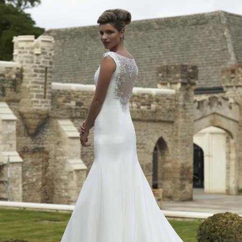 Elegant Opulence Wedding Dresses : Serena Bridal
